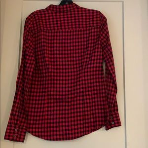 J. Crew Tops - J Crew flannel shirt